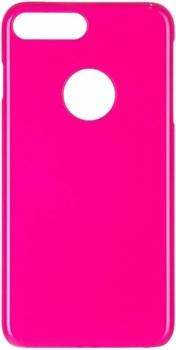 Чехол-накладка iCover iPhone 7 Plus/8 Plus  Glossy, цвет «розовый» (IP7P-G-PK) - фото 18232