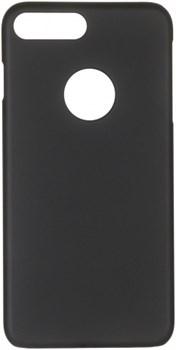 Чехол-накладка iCover iPhone 7 Plus/8 Plus  Rubber, цвет «черный» (IP7P-RF-BK) - фото 18276