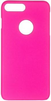 Чехол-накладка iCover iPhone 7 Plus/8 Plus  Rubber, цвет «розовый» (IP7P-RF-PK) - фото 18297