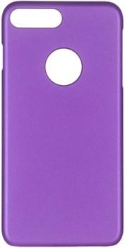 Чехол-накладка iCover iPhone 7 Plus/8 Plus  Rubber, цвет «фиолетовый» (IP7P-RF-PP) - фото 18303