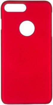 Чехол-накладка iCover iPhone 7 Plus/8 Plus  Rubber, цвет «красный» (IP7P-RF-RD) - фото 18309