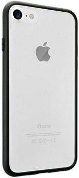 Чехол-накладка Ozaki O!coat 0.3+Bumper для iPhone 7/8 «Цвет: черный» (oc738bk) - фото 18358