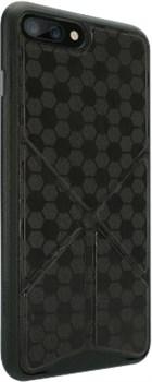 Чехол-накладка Ozaki O!coat 0.4+Totem Versatile для iPhone 7 Plus/8 Plus  «Цвет: Черный» (OC745BK) - фото 18476