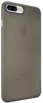 Чехол-накладка Ozaki O!coat 0.4 Jelly для iPhone 7 Plus/8 Plus   «Цвет: Черный» (OC746BK) - фото 18488