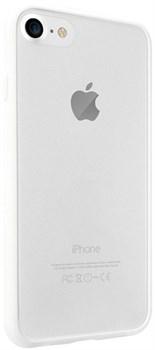 Чехол-накладка Ozaki O!coat 0.3+Bumper для iPhone 7/8,  цвет «белый» (OC738WH  ) - фото 18514