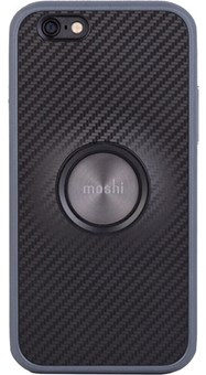 Защитный чехол-накладка Moshi Endura для iPhone 6/6s, цвет «черный» (99MO086001) - фото 18524