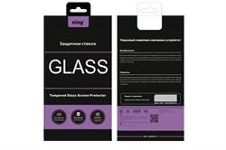Защитное стекло Ainy Tempered Glass 2.5D 0.2 мм для iPhone 7 (Весь экран, 3D, черное) - фото 19956