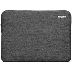 "Чехол-сумка Incase Slim Sleeve для iPad Pro 12.9"" Цвет ""чёрно-серый"" (INPD10083-HBK) - фото 20026"