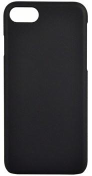 Чехол-накладка iCover iPhone 7/8 Rubber, цвет «черный» (IP7R-RF-BK) - фото 20579