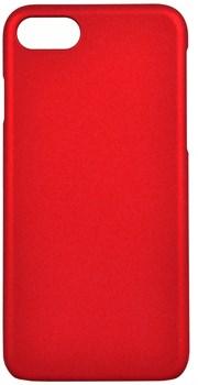 Чехол-накладка iCover для iPhone 7/8 Rubber Цвет: Красный (IP7R-RF-R) - фото 20594