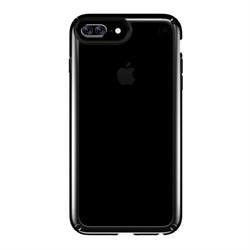 """Чехол-накладка Speck Presidio Show для iPhone 6/6s/7/8 Plus, цвет прозрачный/черный"""" (103125-5905) - фото 20789"""