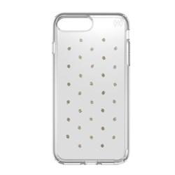 """Чехол-накладка Speck Presidio Clear + Prints для iPhone 7 Plus/8 Plus,цвет """"прозрачный"""" (79985-5752) - фото 20876"""