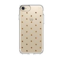 "Чехол-накладка Speck Presidio + Print для iPhone 7/8,  дизайн прозрачный"" (79991-5752) - фото 20883"