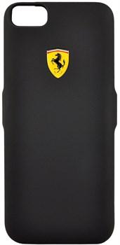 "Чехол-аккумулятор Ferrari Powercase Hard 2800mAh для iPhone 8/7/6s/6, цвет черный"" (FEFOPCP7BK) - фото 21108"