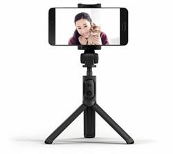 """Трипод-монопод Xiaomi Mi Selfie Stick Tripod с Bluetooth пультом, цвет """"черный"""" (XMZPG01YM) - фото 21158"""