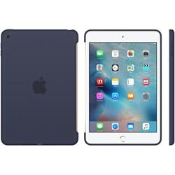 "Чехол-накладка Apple Silicone Case для iPad mini 4, цвет ""темно-синий"" (MKLM2ZM/A) - фото 22068"