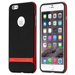 """Чехол-накладка Rock Royce Case для iPhone 5/5s/SE, цвет """"красный"""" - фото 22292"""