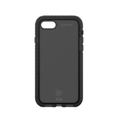 """Защитный чехол-накладка AIR-360 Volcanic Smoke для iPhone 7/8,  цвет прозрачно-черный"""" (AIR7-004) - фото 22397"""