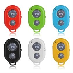 """Кнопка-пульт """"Селфинатор"""" спуска фотокамеры iPhone, iPod, Android c Bluetooth управлением для селфи - фото 22451"""