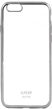 Чехол-накладка Uniq для iPhone 6/6S Glacier Glitz Gunmetal (Цвет: Серый) - фото 22576