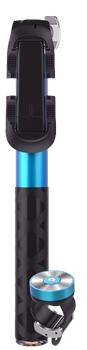 Монопод Noosy - Pro-2 Selfie Stick (цвет синий) - BR0802 - фото 22601