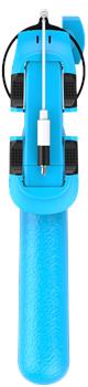 "Монопод Noosy Mini Cable Selfie Stick (цвет ""синий"") - BR07 - фото 22753"