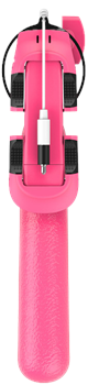 "Монопод Noosy Mini Cable Selfie Stick (цвет ""розовый"") - BR07 - фото 22765"