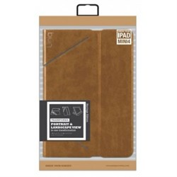 Чехол-книжка Uniq для iPad mini 4 Heritage Transforma (Цвет: Коричневый) - фото 22774