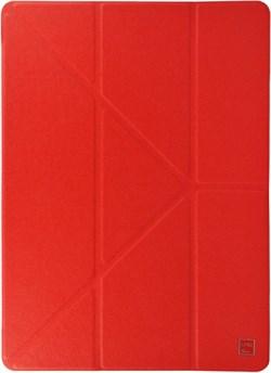 "Чехол-книжка Uniq для iPad Pro 9.7"" Yorker red (Цвет: Красный) - фото 22784"