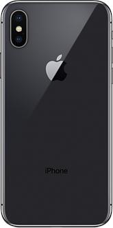 Apple iPhone X 256 Gb Space Gray (серый) A1901 MQAF2 оф. гарантия Apple - фото 22873