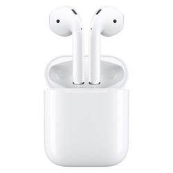 Оригинальные Наушники Apple AirPods  / MMEF2ZE/A - фото 23025