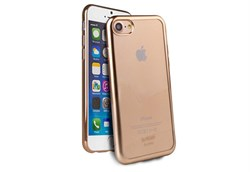 Чехол-накладка Uniq для iPhone 7/8 Glacier Frost Gold (Цвет: Золотой) - фото 23080