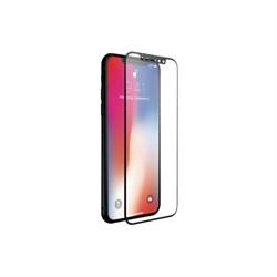 Защитное стекло Just Mobile Xkin 3D для iPhone X (цвет черный) - фото 23169