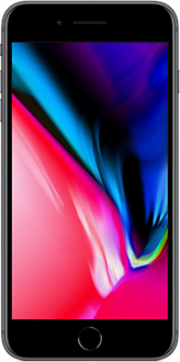 Apple iPhone 8 Plus 256 Gb Space Gray (серый космос) A1897 MQ8P2 оф. гарантия Apple - фото 23172