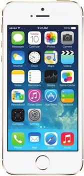 Смартфон Apple iPhone 5s 16Gb Gold (золотой) Новый, оф гарантия Apple - фото 23244