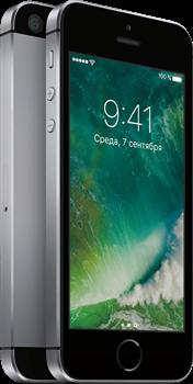 Смартфон Apple Iphone SE 16GB Space Gray  (серый) - фото 23437