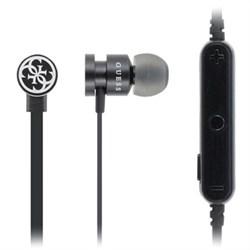 """Беспроводные наушники Guess Original Premium Bluetooth, гарнитура+управление, цвет """"черный"""" (GUEPBTBK) - фото 23577"""