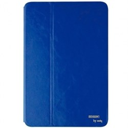 Чехол-книжка Uniq для iPad mini Retina Muse Blue (PDM2GAR-MUSBLU) - фото 23627