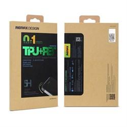 Защитная пленка Remax TPU+PET для iPhone 6/6s Plus 0.1мм (Флуоресцентная) - фото 23726