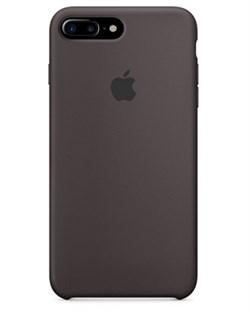 Чехол-накладка  силиконовый для iPhone 7 Plus/8 Plus цвет «Морской» (MMQY2FE) - фото 24043