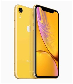"Apple iPhone XR 64 GB ""Желтый"" / MRY72RU/A - фото 24251"