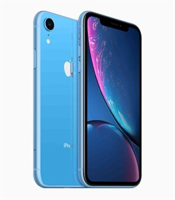 "Apple iPhone XR 64 GB ""Синий"" / MRYA2RU/A - фото 24257"