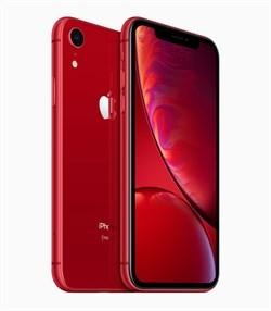 """Apple iPhone XR 128 GB """"Product Red (красный)"""" / MRYE2RU/A - фото 24297"""