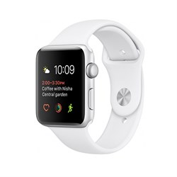 "Apple Watch Series 1 42mm ""Silver"" - фото 24472"