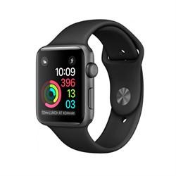 "Apple Watch Series 1 38mm ""Space Grey"" - фото 24475"
