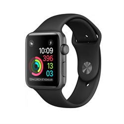 "Apple Watch Series 1 42mm ""Space Grey"" - фото 24478"