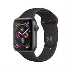 "Apple Watch Series 4 40mm ""Space Grey"" - фото 24484"