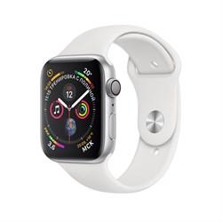 """Apple Watch Series 4 40mm """"Silver"""" - фото 24493"""