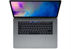 "Apple MacBook Pro 15""; i7 2.2Гц/16/256Гб, ""Space Grey""; (MR932) - фото 24568"