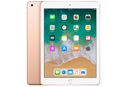 "Apple iPad 9.7""; Wi-Fi 128 ГБ, ""Gold"" - фото 24696"
